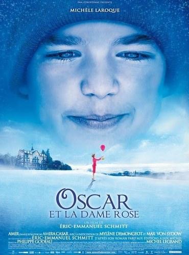 【Oscar et la dame rose 最後12天的生命旅程 】該用什麼方式對待你?