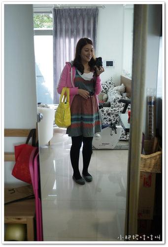 【穿搭日記】2012年聖誕節快樂~~