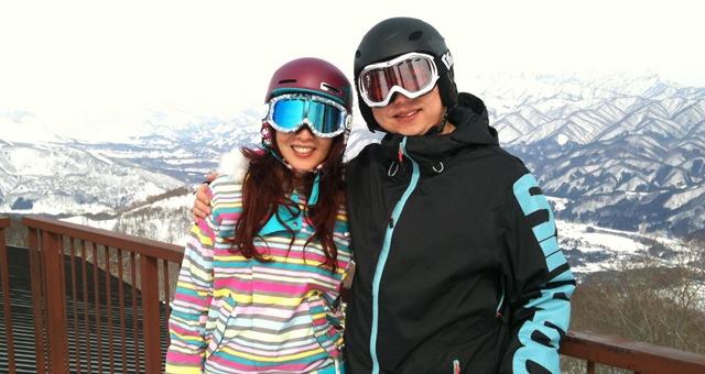 滑雪大小事