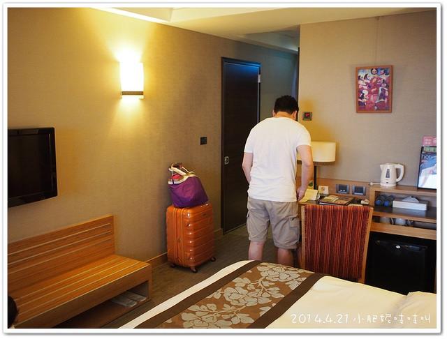 【花蓮福容飯店】小貝貝可以跑全場的寬敞氣派飯店