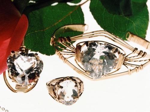 Herkimer Diamond–不是鑽石的哈基馬鑽石