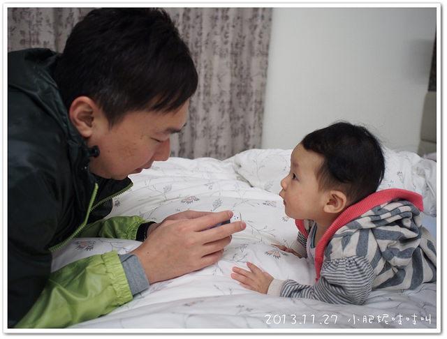 【奶爸日記】你要教小貝貝什麼??