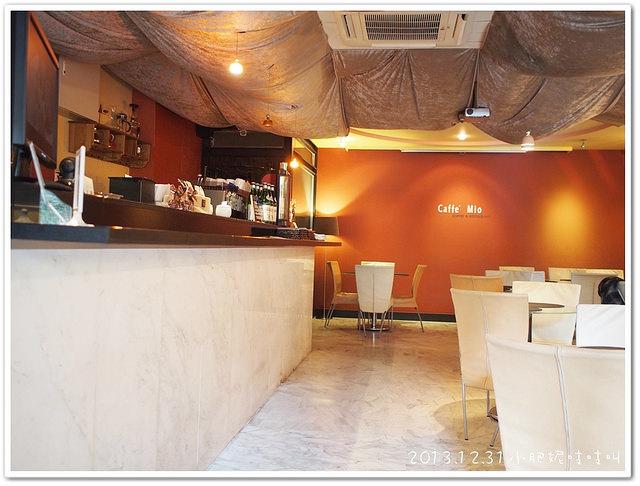 【Caffe Mio我的咖啡】燉飯真好吃..