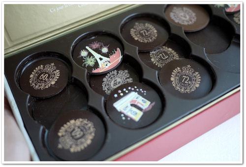 【Debauve et gallais 黛堡嘉萊法式巧克力】放那麼久不會壞掉喔??