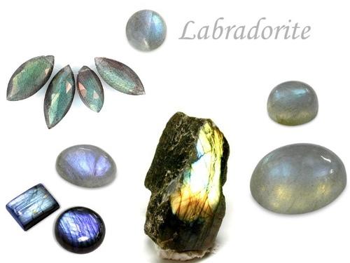 Feldspar–長石家族–Labradorite拉長石
