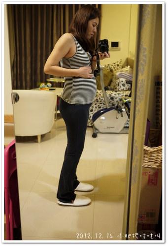 【懷孕中期第23週】越來越真實的感覺~
