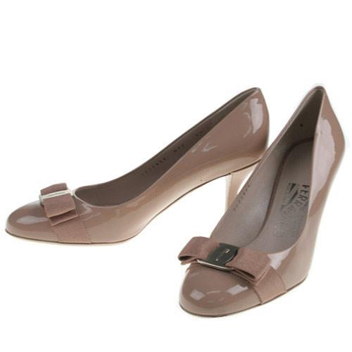 【嫁】結婚鞋=Salvatore Ferragamo??