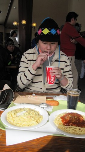 【安比高原滑雪場】接下來吃什麼??