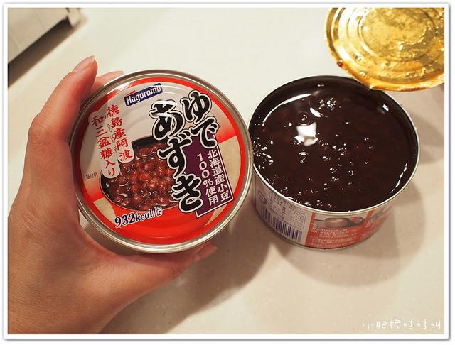 【 Hagoromo罐頭紅豆】我突然好想念這個速成紅豆湯啊!!!!