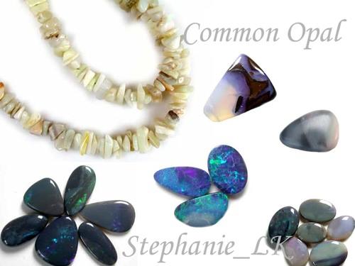 Opal–Common Opal普通蛋白石