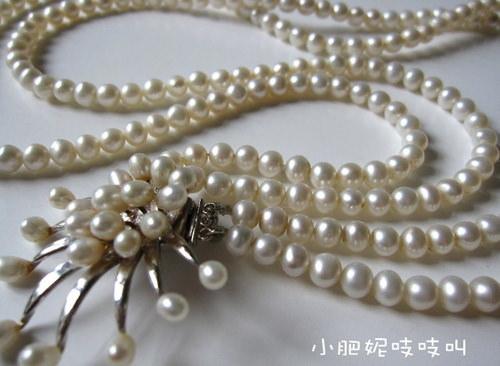 嬌滴滴的珍珠保養法