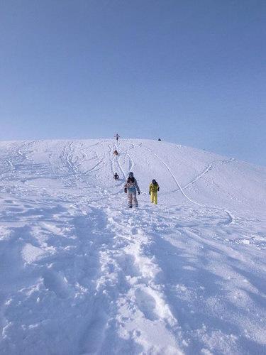 【白馬五龍滑雪場】阿姆斯壯怒吼日記