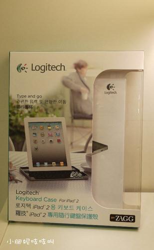 真正的iPad 2新腳架+鍵盤