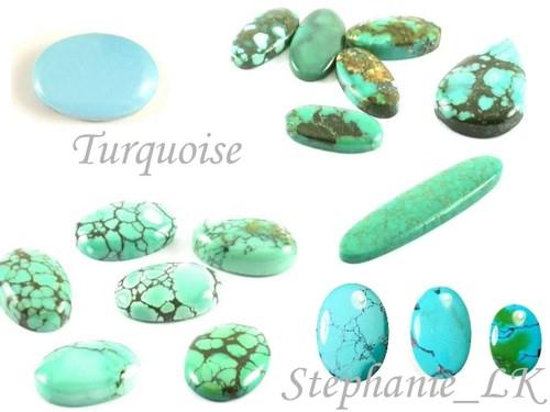 Turquoise—土耳其不產土耳其石~