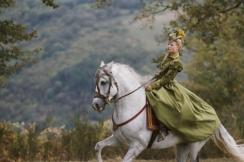 【la princesse de montpensier】公主和她的情人