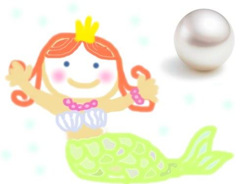 Pearl–珍珠是人魚的眼淚???????