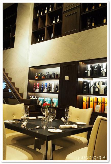 【La Riche瑞德義法料理餐廳】好奢華的一餐
