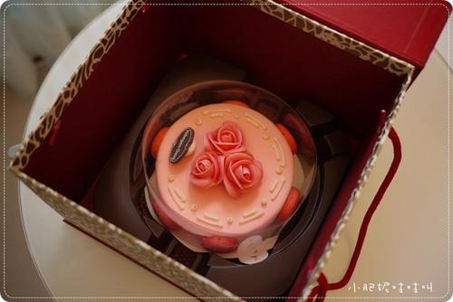 【Haagen-Dazs】玫瑰馨語冰淇淋蛋糕